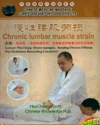 Chronic Lumbar Muscle Strain, Chinese Medicine Cure Disease DVD
