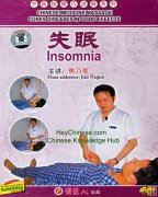 Insomnia, Chinese Medicine Massage Cures Diseases in Good Effect