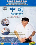 Apoplexy,Chinese Medicine Massage Cures Diseases in Good Effects