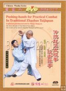 Traditional Taiji Push Hands for Combat