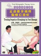 Foot Holographic Therapy Series-Treating Sequela of Hemiplegy by Foot Massage