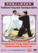 Traditional Yang-style Taichiquan Series-Traditional Yang-style Taichi Push-hands Exercise