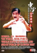 Chinese Yi Quan Series-Try Force, Seek Force, Whole Hunyuan Spring and Shoot Force of Cannon Fist
