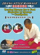 Treating Diseases due to Food Stagnation by Massage-Constipation