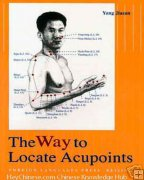 The Way to Locate Acupoints, Chinese Medicine, English Edition