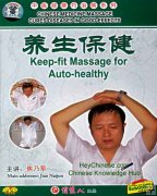 Keep-fit Massage for Auto-healthy, Chinese Medicine Cure Disease