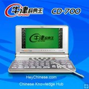 BESTA CD-700: English - Chinese Electronic Dictionary