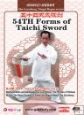 Sha Guozheng, Xingyi Bagua series-54TH Forms of Taichi Sword