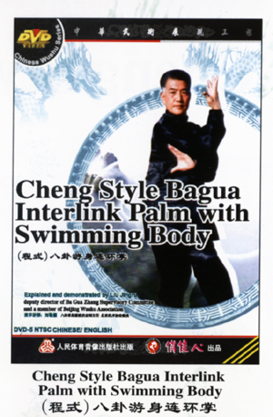 Bagua Interlink Palm with Swimming Body - Click Image to Close