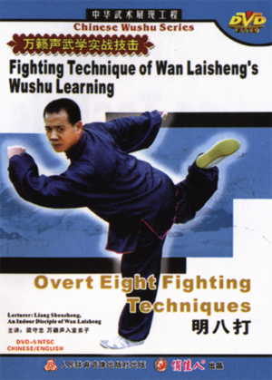Overt Eight Fighting Techniques - Click Image to Close